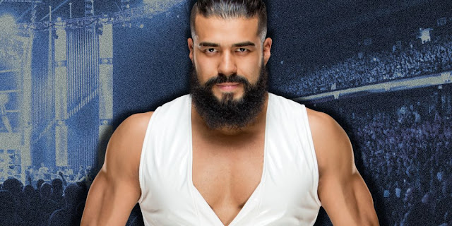 Andrade And Zelina Vega Challenge Seth Rollins And Becky Lynch (Video)