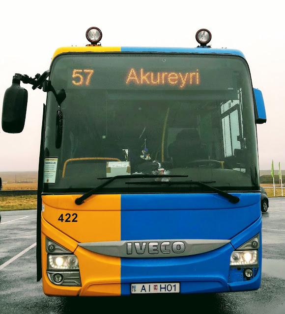 Public transpotation in Iceland