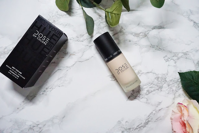 Dose of Colors - Meet your Hue Foundation