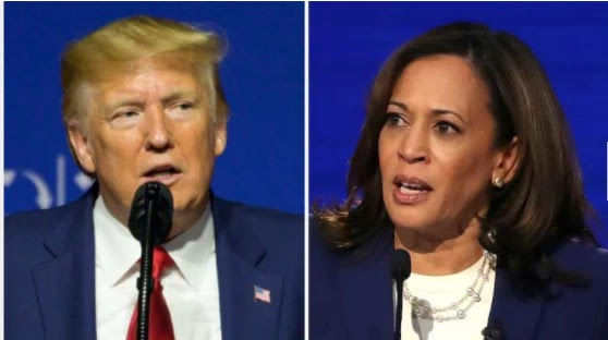 Trump: I want to see the first woman president, but not Harris. President Trump