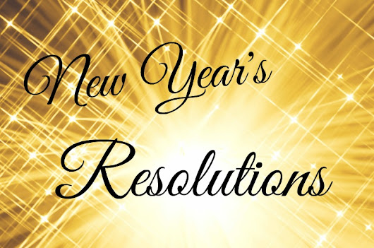 Marized: New Year's Resolutions!