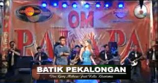 Lirik Lagu Batik Pekalongan - Nella Kharisma
