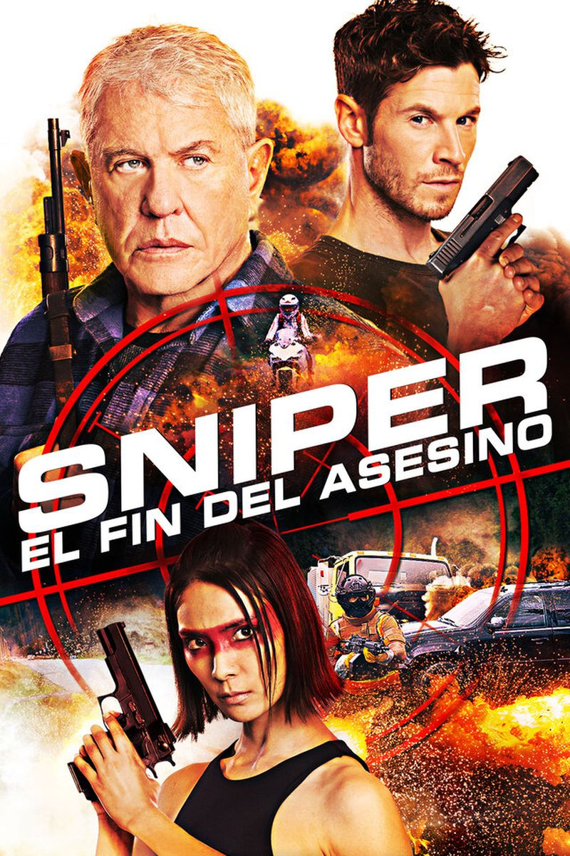 Sniper: Assassin's End (2020) Full HD 1080p Latino