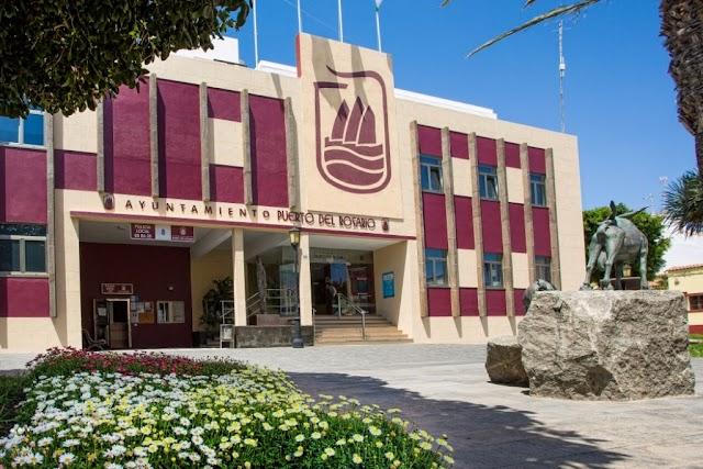 Puerto del Rosario llevará a pleno este lunes una Declaración Institucional en apoyo a la isla de La Palma