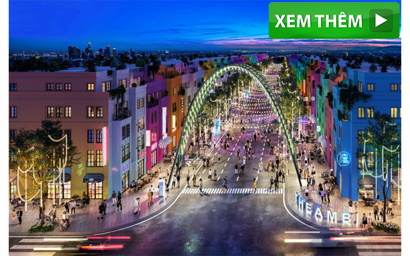 Đại đô thị Stella Mega City - Kita Group