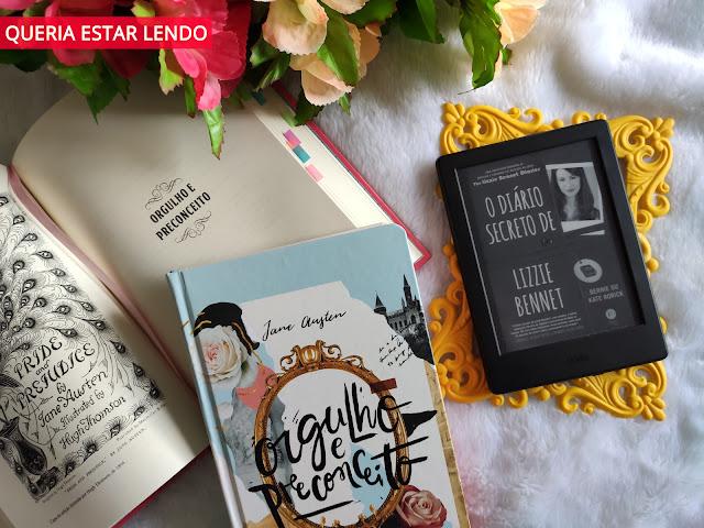Resenha: O Diário Secreto de Lizzie Bennet