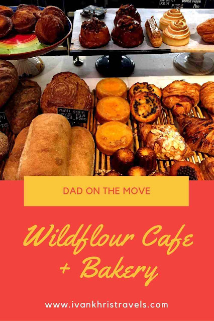 Wildflour Cafe + Bakery restaurant review
