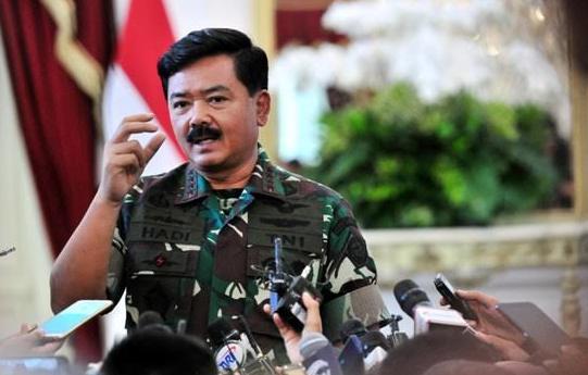 TNI Mutasi, 72 Perwira Tinggi