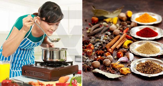 10 rahsia masakan bertambah sedap, pasti keluarga suka