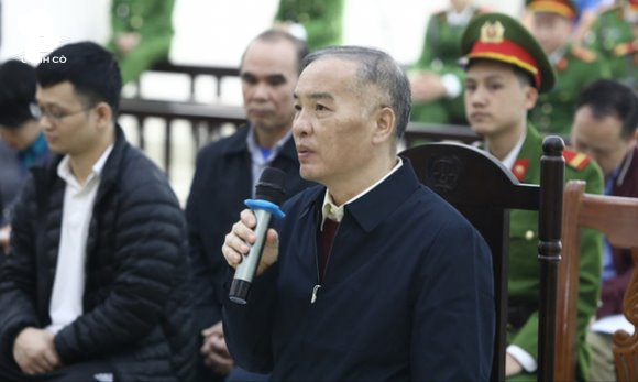 Cựu chủ tịch MobiFone Lê Nam Trà bị đề nghị 23-25 năm tù