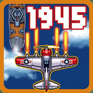 لعبة 1945 القوات الجوية مهكرة جاهزة مجانا، التهكير مال غير محدود