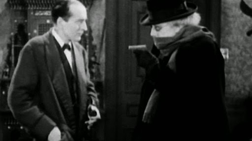 Moriarty faces off in Sherlock Holmes and the Sleeping Cardinal