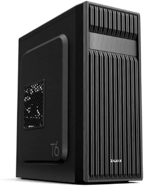 Review Zalman T6 ATX Mid Tower Computer Case