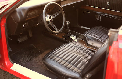 1971 Dodge Charger Sport Coupe Interior 01