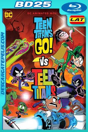 Teen Titans Go! Vs. Teen Titans (2019) 1080p BD25 Latino – Ingles