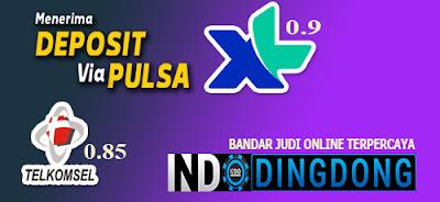 Situs Judi Togel Deposit Pulsa Indodingdong