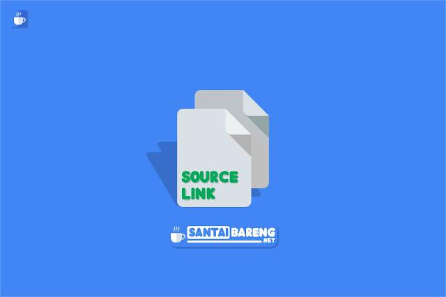 Cara Membuat Sumber Link Otomatis Saat Postingan di Copas Orang