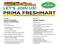 Lowongan Kerja Terbaru Prima Freshmart Jember