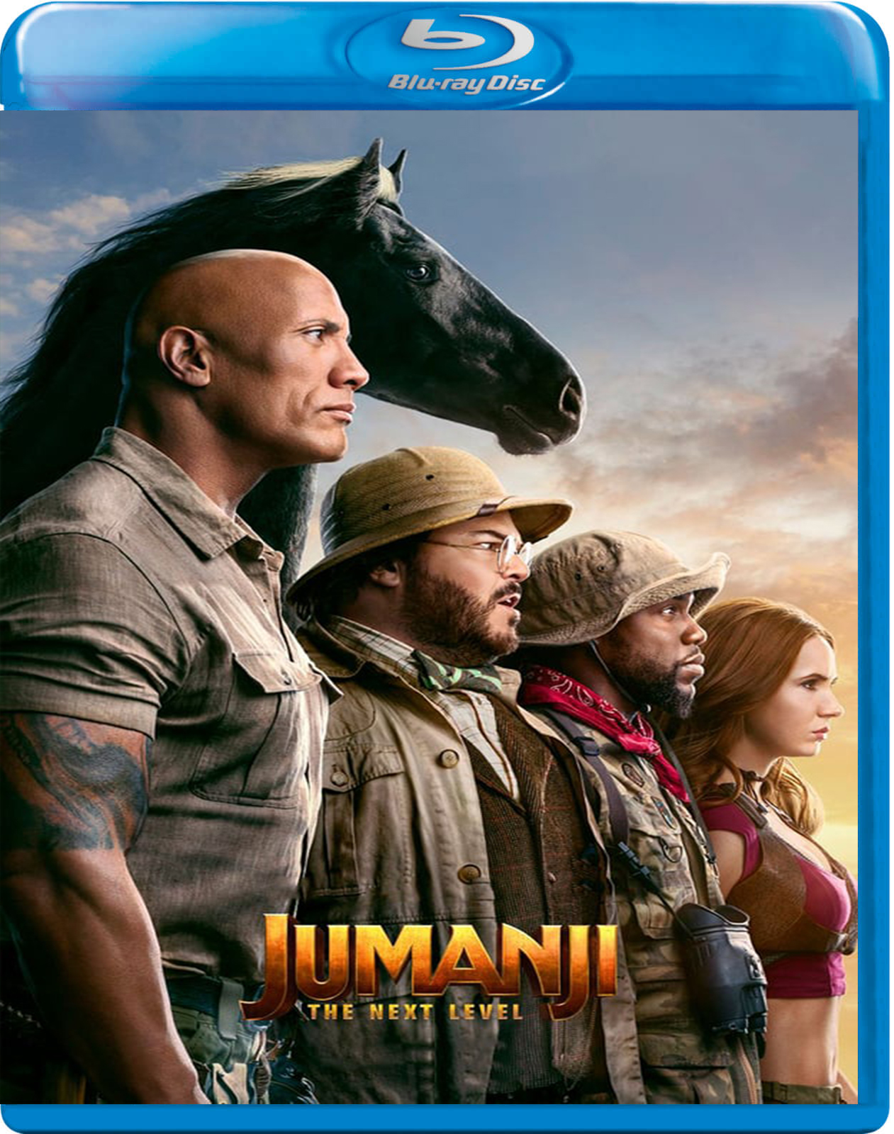 Jumanji: The Next Level [2019] [BD50] [Latino]