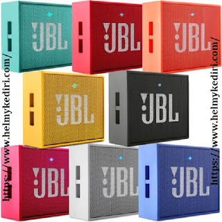 Speaker Bluetooth JBL Go asli