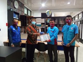 LPD terima APD Covid19 dari Bank Indonesia cabang Lhokseumawe