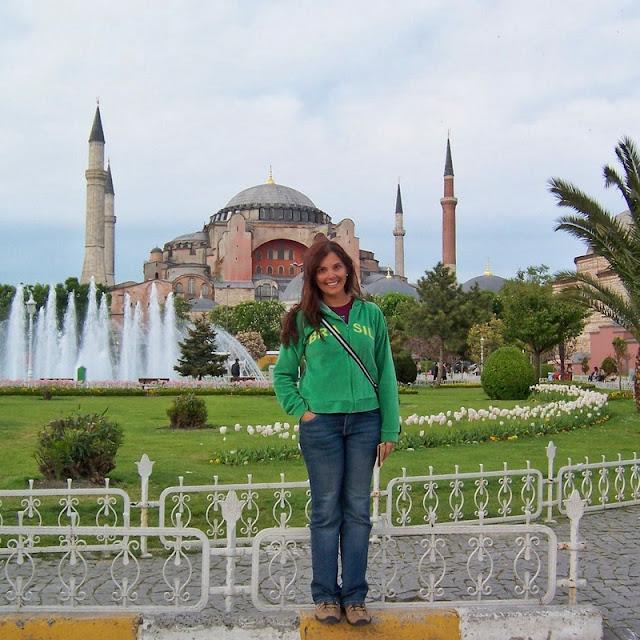 roteiro de viagem Turquia