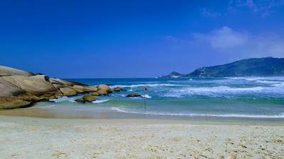 Praia Mole Florianópolis