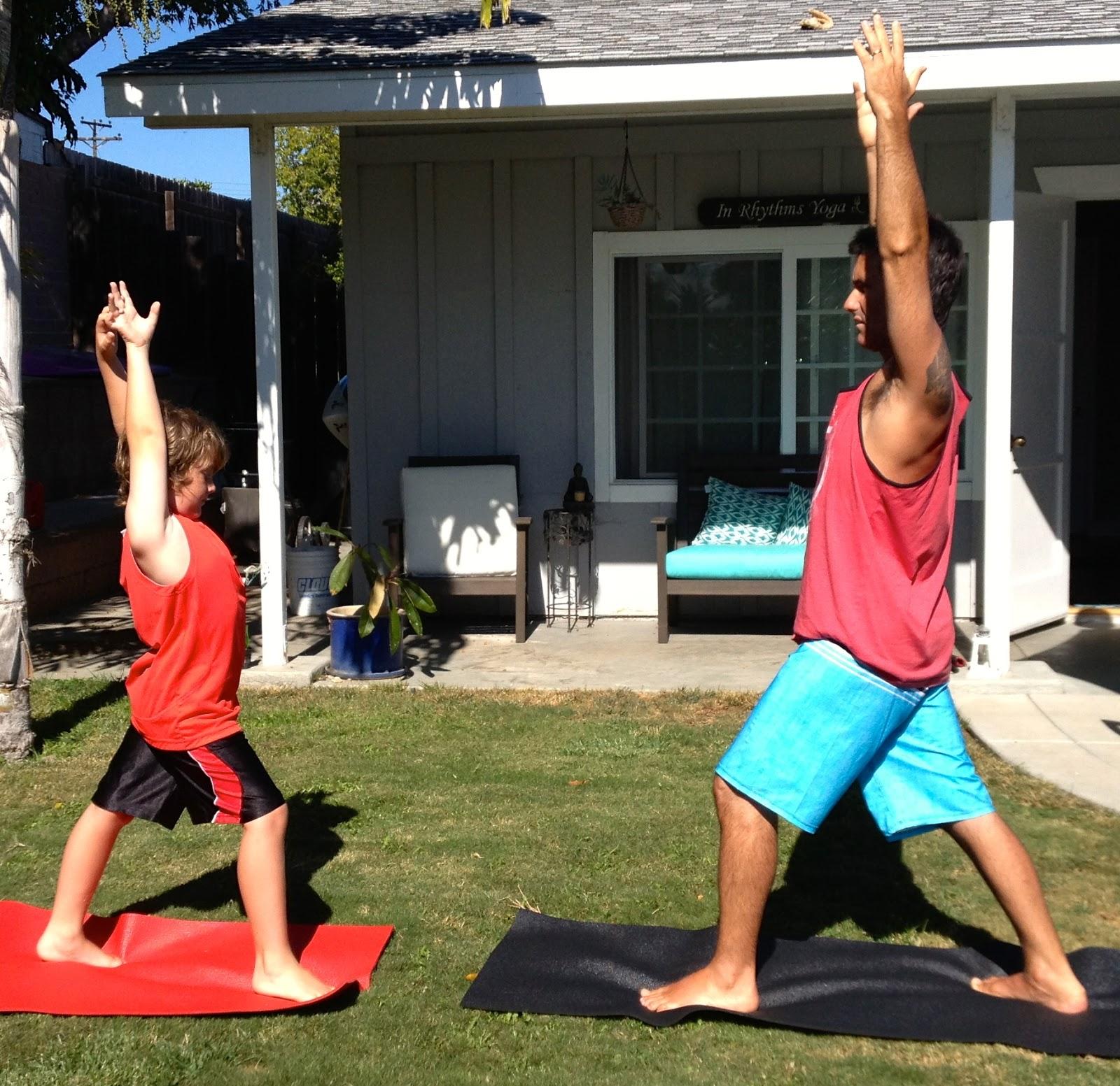 right angle balance yoga