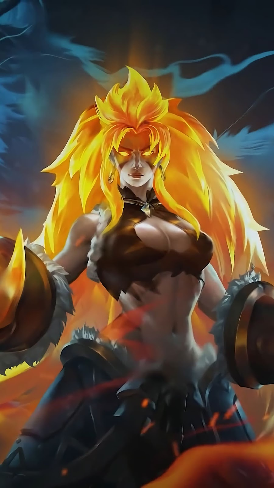 Wallpaper Masha Mobile Legends HD for Android and iOS