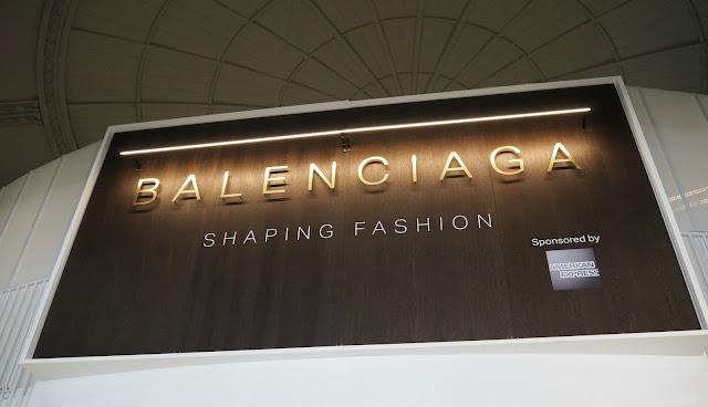 Balenciaga Shaping Fashion