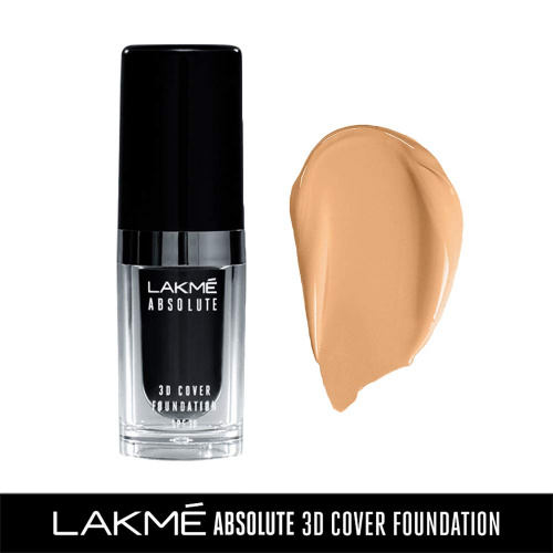 Lakme Absolute 3D Cover Foundation