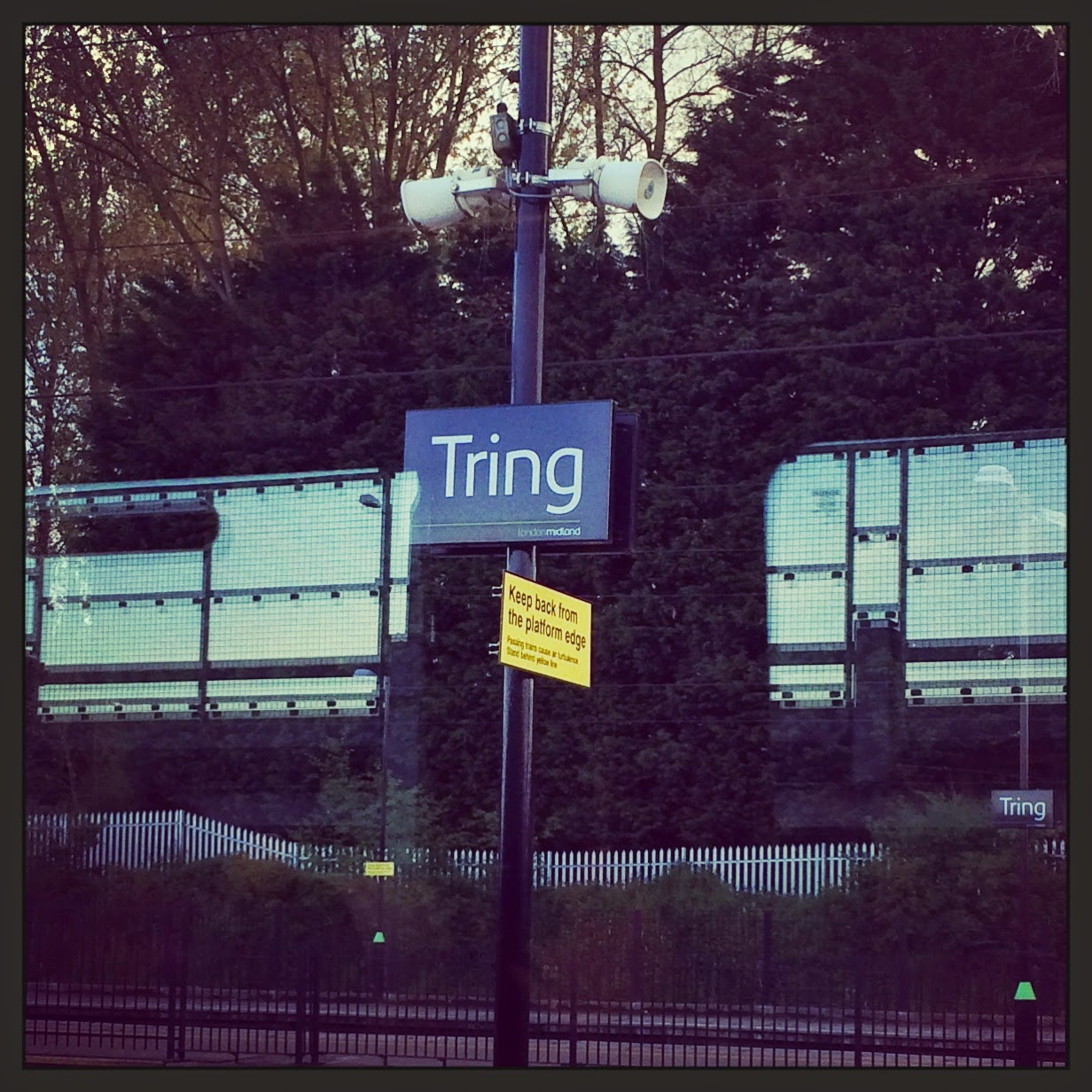 tring station