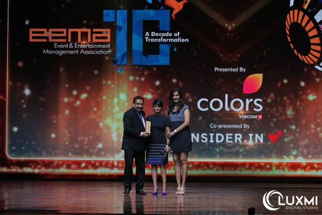 INDIA'S LEADING COMMUNICATION & ENTERTAINMENT COMPANY WIZCRAFT INTERNATIONAL WINS BIG AT 10TH EDITION OF EEMAGINE 2017