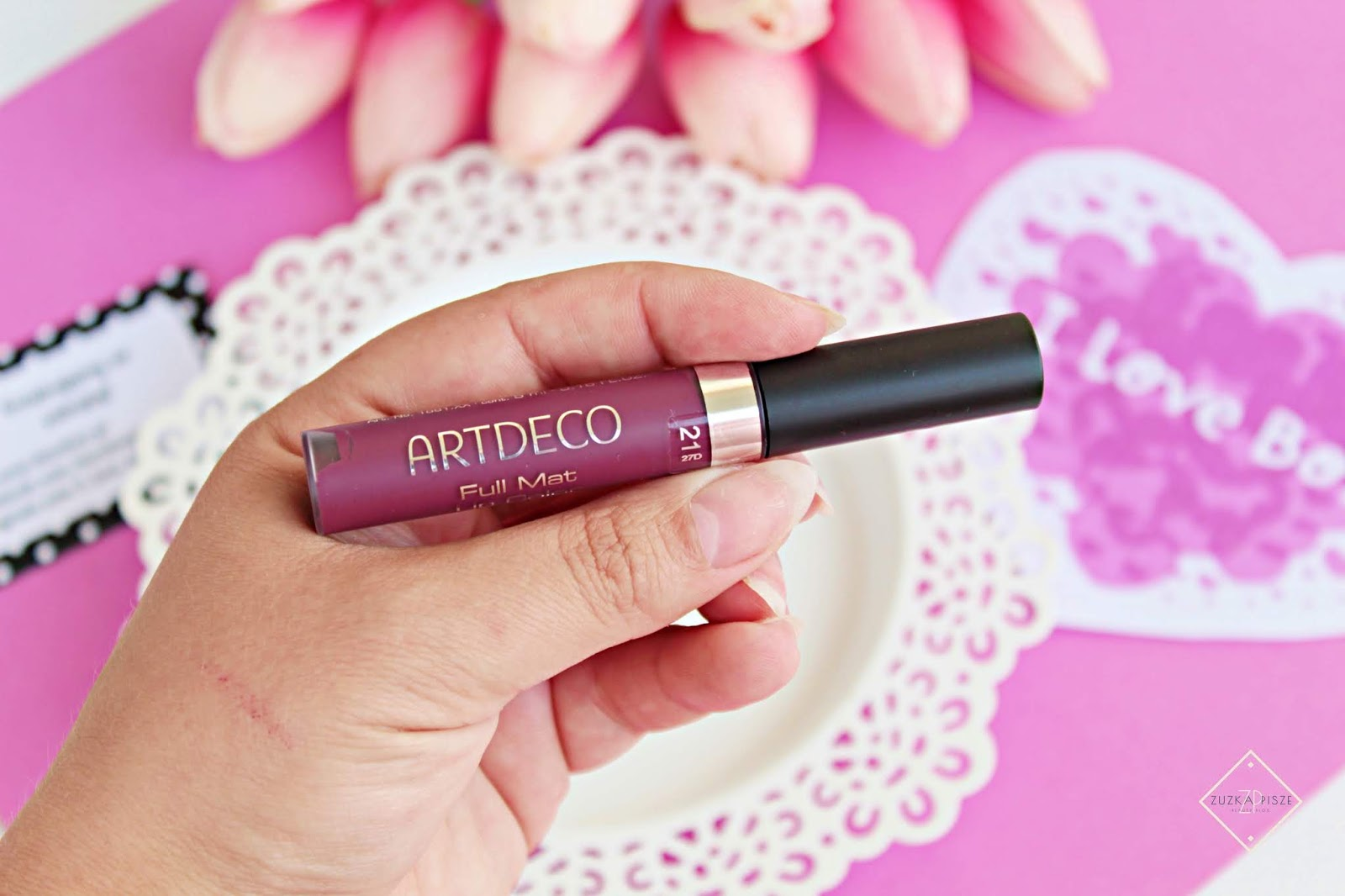 ARTDECO Full Matt Lip Color