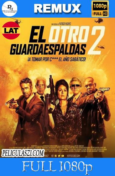 Duro de cuidar 2 (2021) Full HD REMUX 1080p Dual-Latino VIP