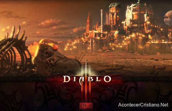 Consecuencia de videojuego Diablo III