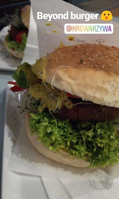 beyond burger krowarzywa