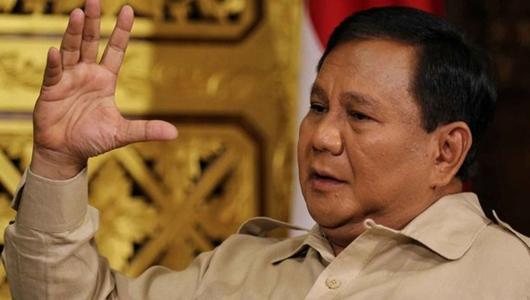 Prabowo: Saya Tidak Pernah Meminta Dukungan Ulama