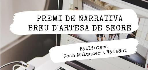BLOG del Premi de Narrativa Breu d'Artesa de Segre