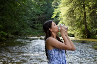 Drink ample amount of water