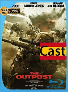 The Outpost (2020) HD [1080p] Castellano [GoogleDrive] SilvestreHD