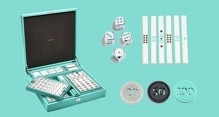 Tiffany & Co Mahjong Set That Will Cost You US$15,000