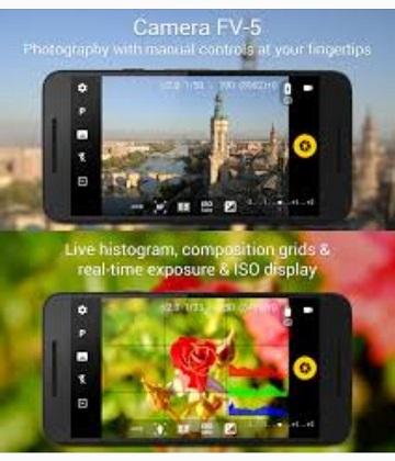 Camera FV5 Pro Mod Apk