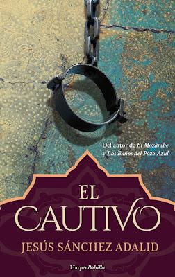 El cautivo - Jesús Sánchez Adalid (2004)