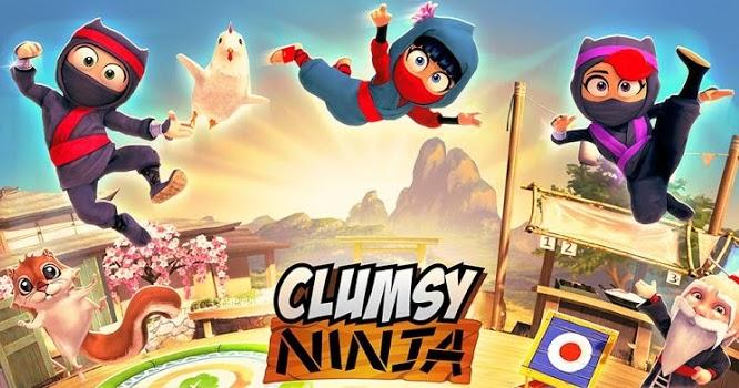 Clumsy Ninja mobile hack