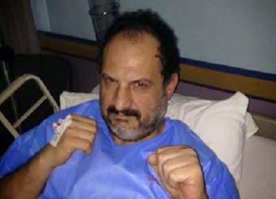 خالد الصاوي يكشف إصابته بمرض خطير