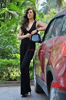 Sakshi Chaudhary in beuatiful black Deep neck Top and trousers at oollo pelliki kukka ~  Exclusive Galleries 034.jpg