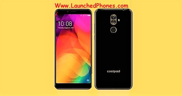 This is the latest Mobile telephone of the society in addition to this is launched amongst the dual Coolpad Note 8 launched amongst this photographic tv set camera setup