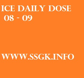 ICE DAILY DOSE 08 - 09