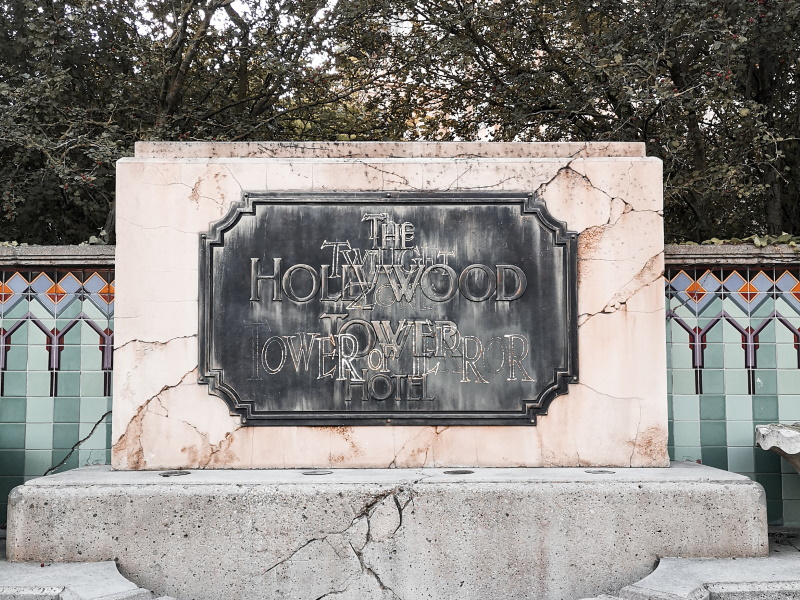 The Hollywood Terror Hotel